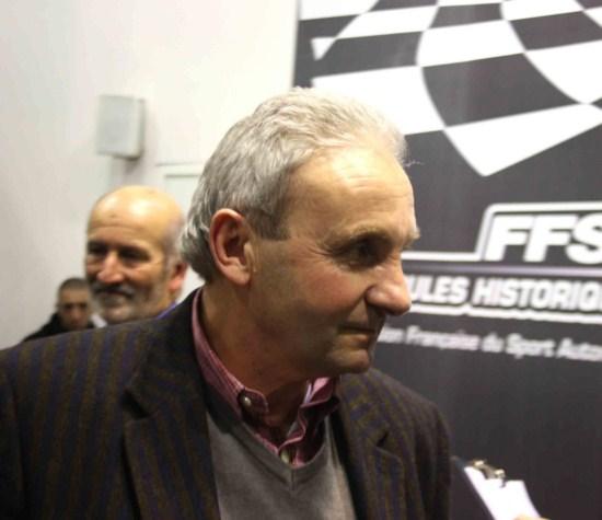 Jacques Almeras soutient le circuit de Charade