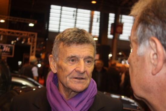 Bernard DARNICHE soutient le Circuit de Charade