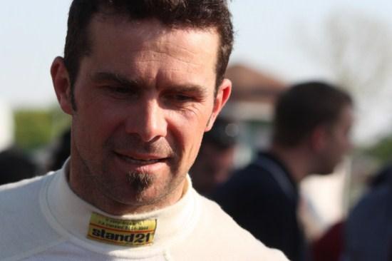 Cyril DESPRES soutient le Circuit de Charade