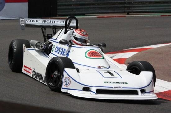 Emanuele PIRRO soutient le Circuit de Charade