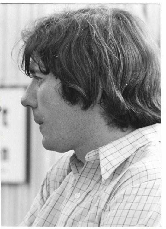 Emmanuel ZURINI Portrait de 1976