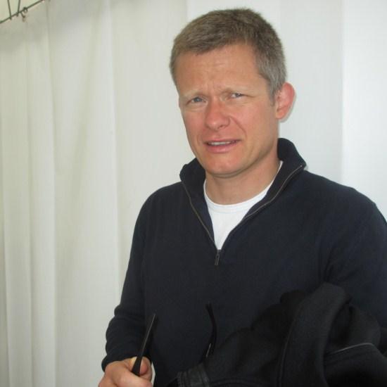 Emmanuel COLLARD soutient le circuit de Charade