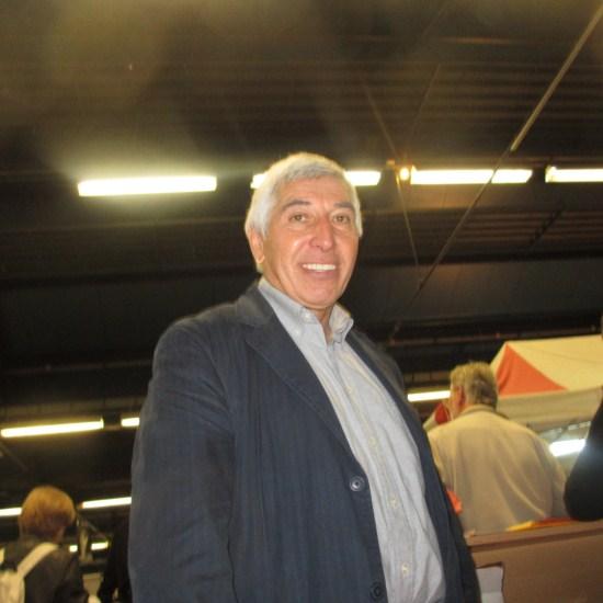 Hubert RIGAL soutient le circuit de Charade