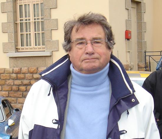 Jacques CHEINISSE soutient le Circuit de Charade