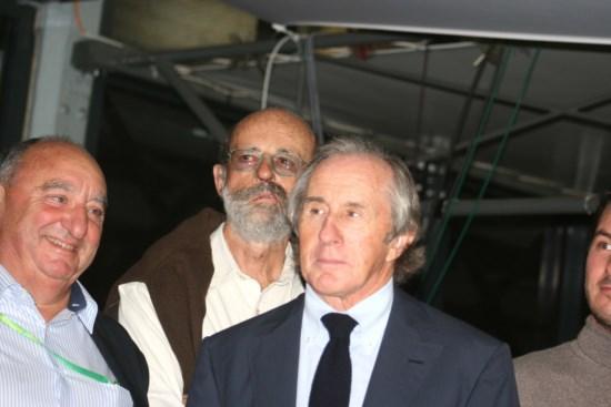 Jean-Pierre NICOLAS soutient le circuit de Charade