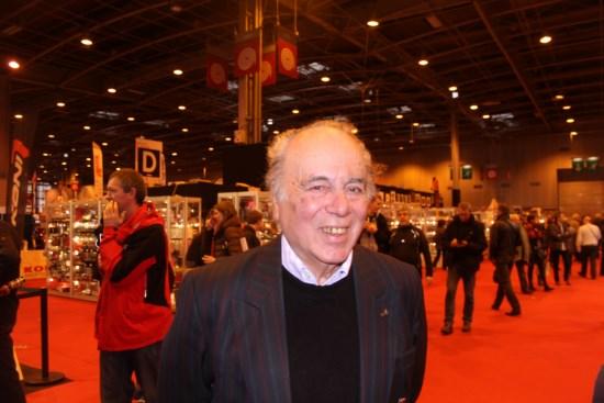 Jean VINATIER soutient le circuit de Charade