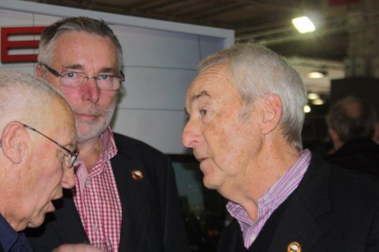 Jurgen Barth soutient Charade