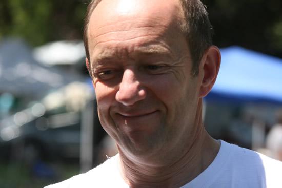 Lionel ROBERT soutient le circuit de Charade