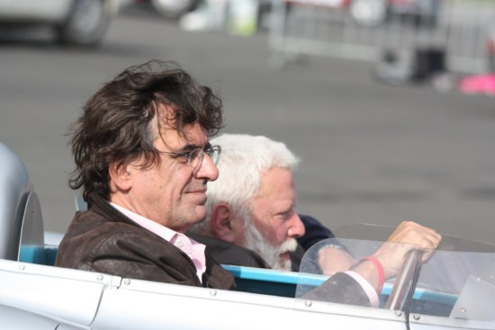 Luc Ferry soutient le circuit de Charade