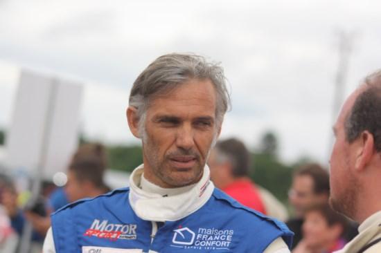 Paul BELMONDO soutient le Circuit de Charade