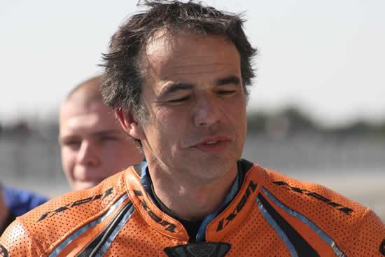 Philippe MONNERET soutient le circuit de Charade
