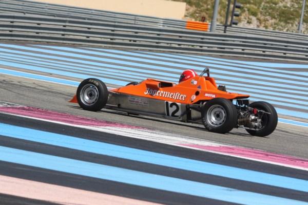 Philippe SIFFERT soutient le circuit de Charade