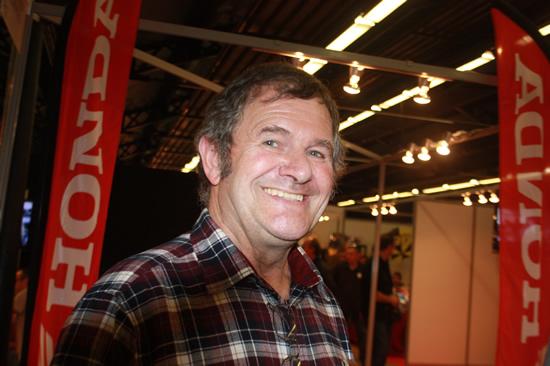 Roger RUIZ soutient le Circuit de Charade