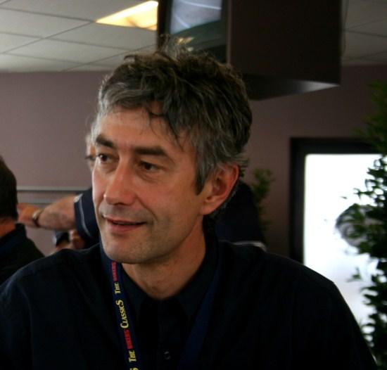 Stéphane MERTENS soutient le Circuit de Charade