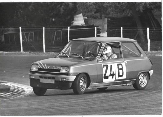 Eliminatoires au Bugatti en 1976