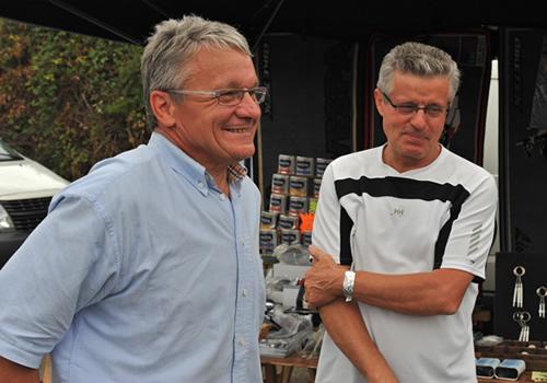 Alain MICHEL et Claude MONCHAUD
