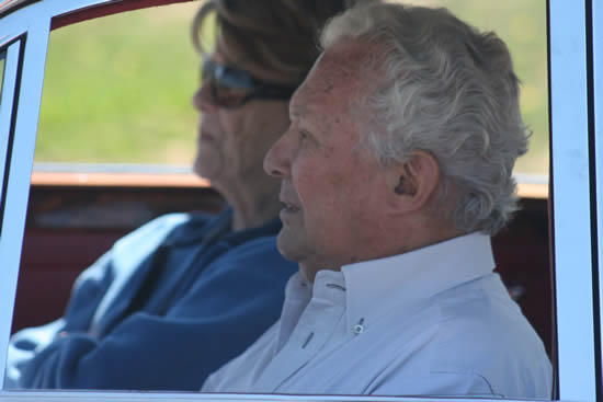 Bernard CONSTEN - Tour Auto Historique 2009