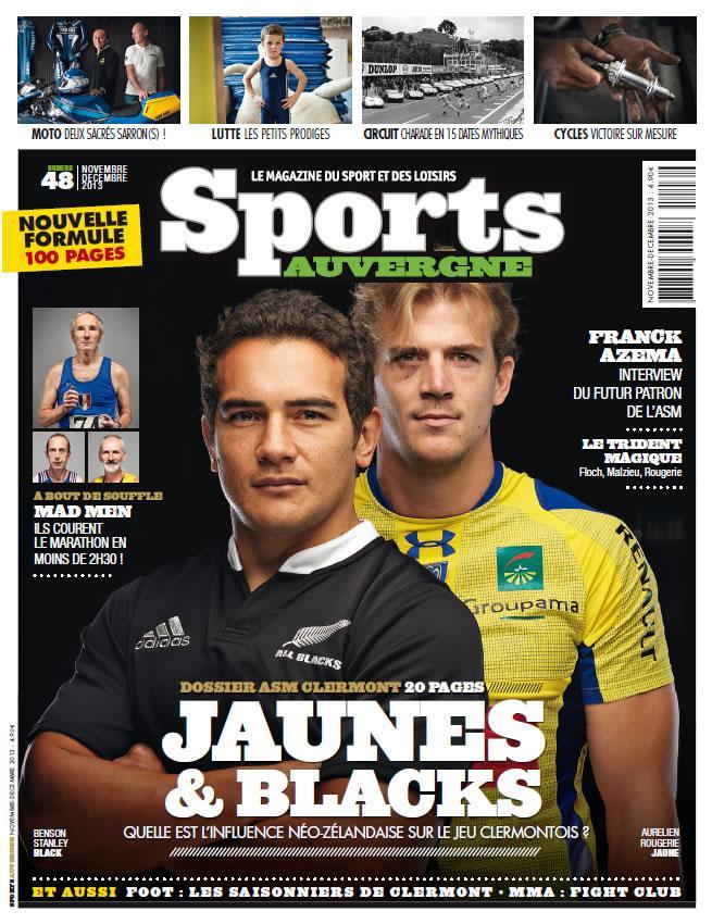 Sports Auvergne Magazine 2013