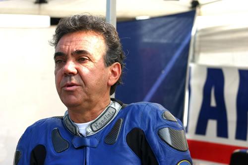 Eric SAUL soutient le Circuit de Charade