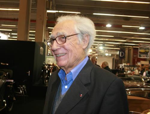 Jean GUICHET soutient le Circuit de Charade