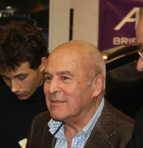 Jean Claude ANDRUET soutient le Circuit de Charade