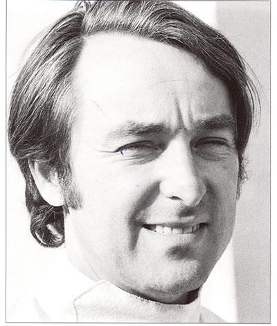Gérard LARROUSSE soutient le Circuit de Charade