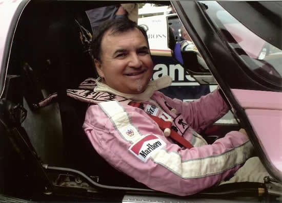 Bruno GIACOMELLI soutient le Circuit de Charade
