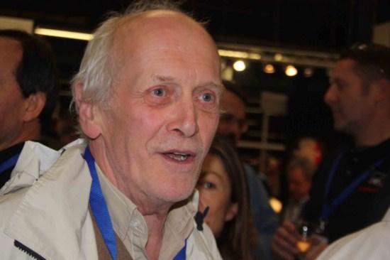 Alain CHEVALLIER soutient le Circuit de Charade