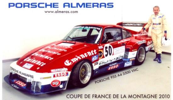 Jacques et Jean-Marie ALMERAS soutient le Circuit de Charade