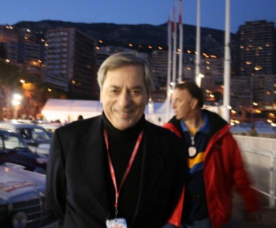 Jean Louis MONCET soutient le Circuit de Charade