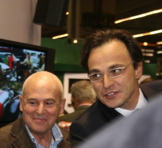 Nicolas DESCHAUX soutient le Circuit de Charade