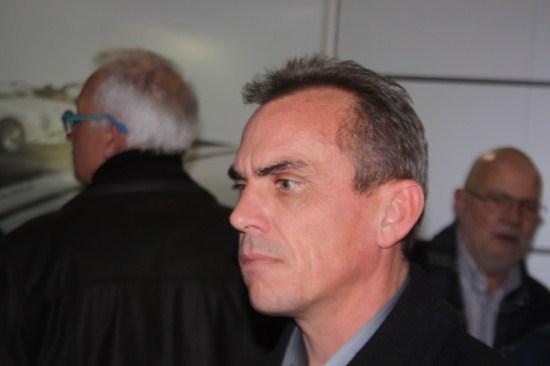 Eric HELARY soutient le Circuit de Charade