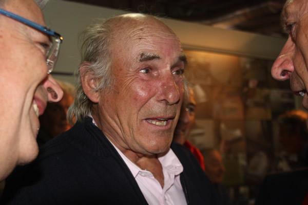 René METGE soutient le Circuit de Charade