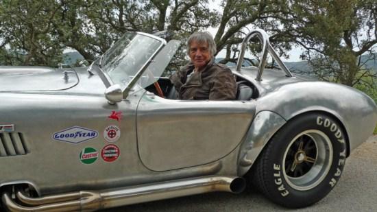 Alain BOULDOUYRE  soutient le Circuit de Charade