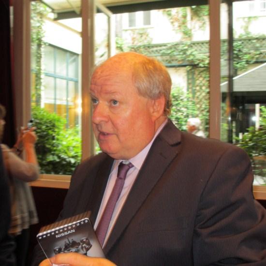 Gilles GAIGNAULT soutient le Circuit de Charade