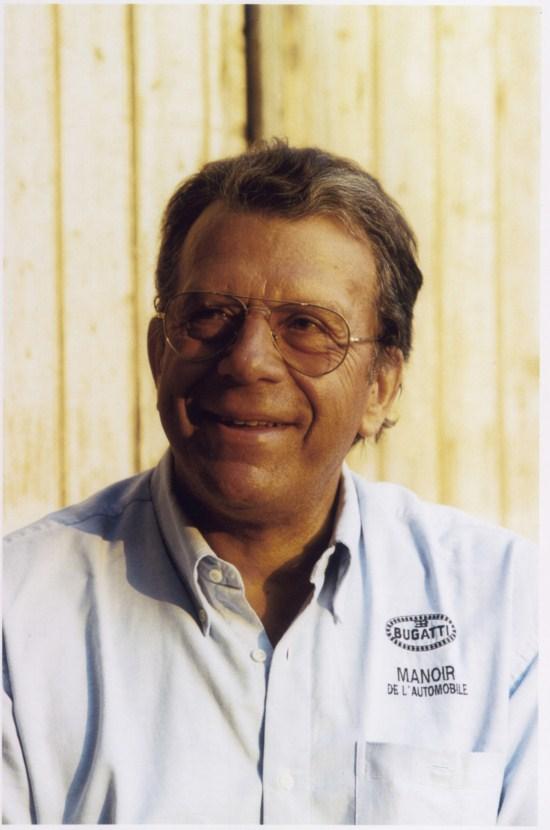 Michel HOMMELL soutient le Circuit de Charade