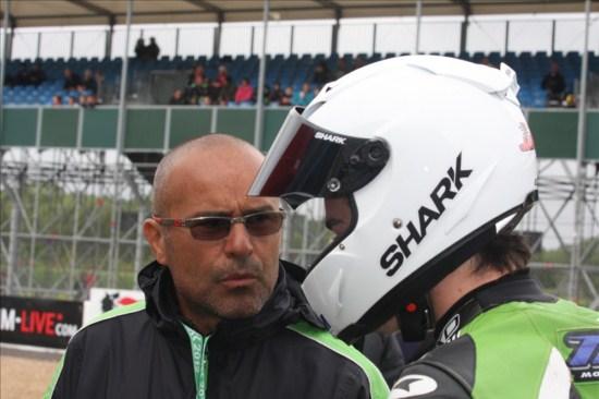 Adrien MORILLAS soutient le Circuit de Charade