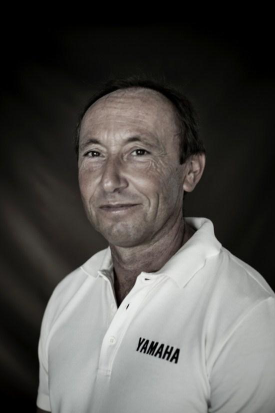 Dominique SARRON soutient le Circuit de Charade