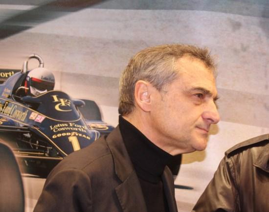 Serge SAULNIER soutient le circuit de charade